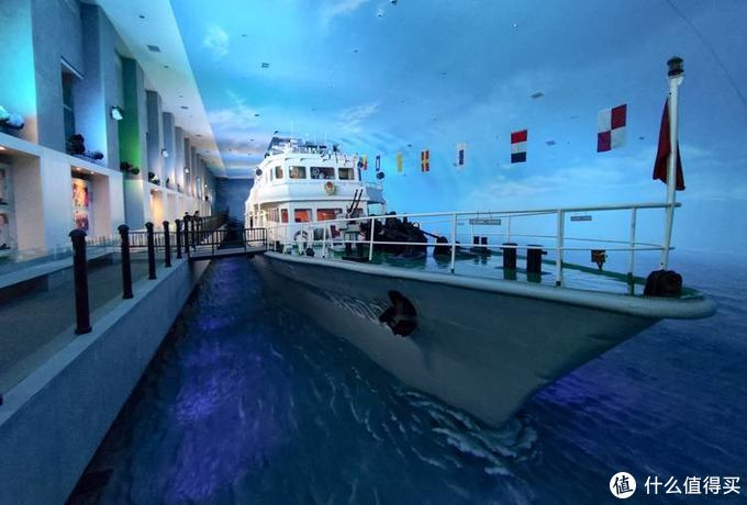 寒冬遛娃好去处:离天安门仅3000米的地方,地下藏着一艘大船!