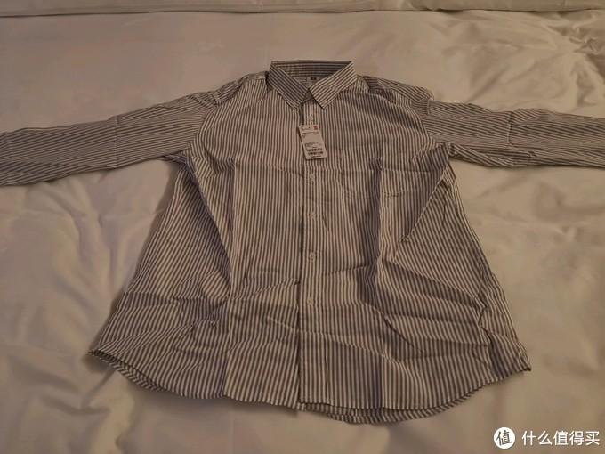 出差临时买了件优衣库衬衣,怎么盲选衬衣?