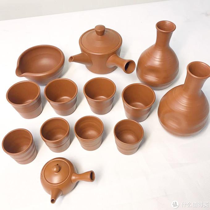 七七八八收藏的雪堂茶具