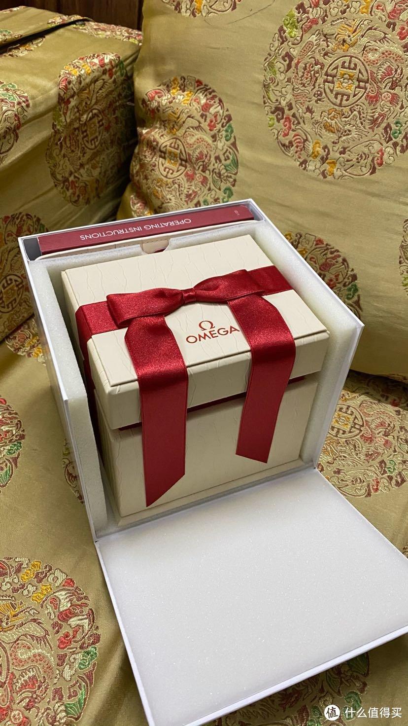 包装盒漂亮。