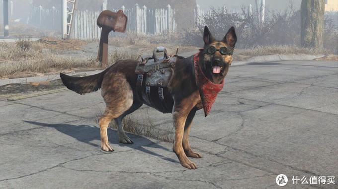 """100多岁的废土好伙伴:Chronicle 辐射4""""狗肉"""" 1/6 雕像"""