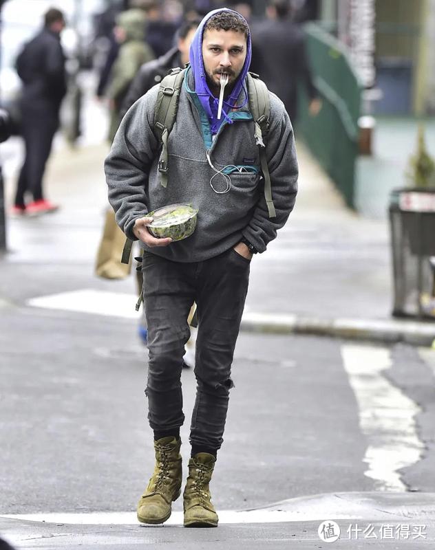 留住温度hold住风度,注入街头气息的抓绒外套,帅就对了!