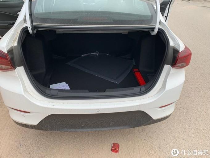 2020款科沃兹自动档49900,拼多多买车详细经历分享