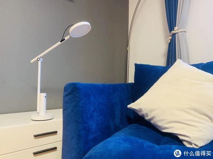 护眼+看护,创米小白智能看护灯使用体验