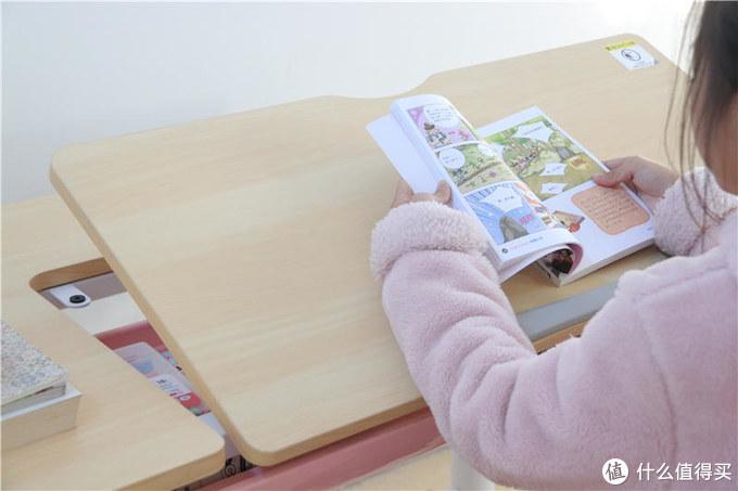 孩子学习必备装备,高低可调+舒适坐姿,乐歌EC2学习桌椅套装体验