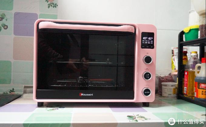 烘焙小白秒变大神!高颜值、硬实力,海氏电烤箱C40上手体验!