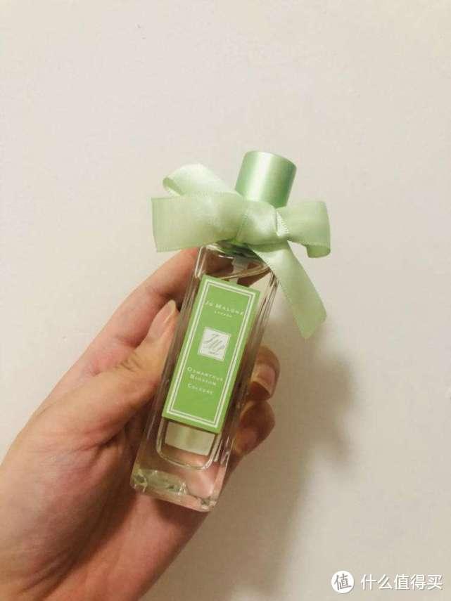 祖玛珑 桂花 清新水生的花香调香水