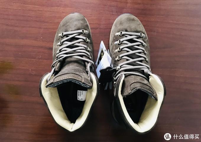 Zamberlan 赞贝拉 Trail Lite Evo GTX 320 徒步鞋初开箱