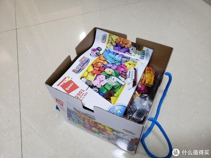 非常适合送给孩子的圣诞礼物——几款国牌积木对比