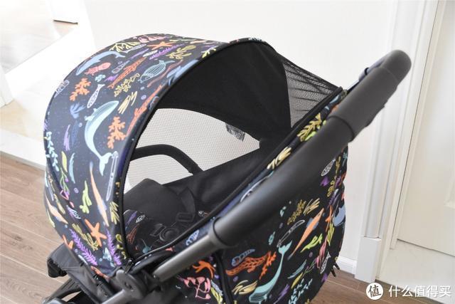 不弯腰折叠婴儿伞车老父亲选择:双十二入手惠尔顿婴儿伞车