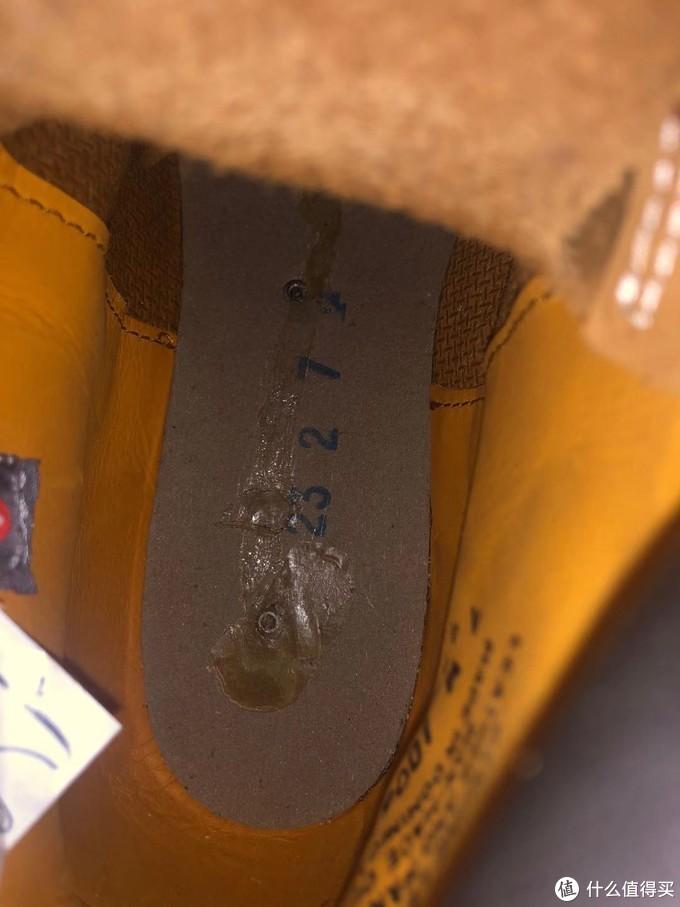 不同渠道购入的两双Timberland 添柏岚10061大黄靴---伪开箱,真对比
