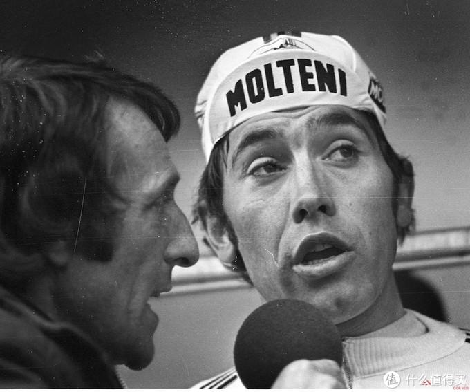 Eddy Merckx,摘自Cyclingtips