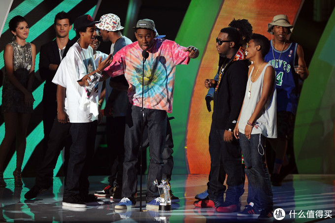 2011年MTV获奖,摘自COMPLEX
