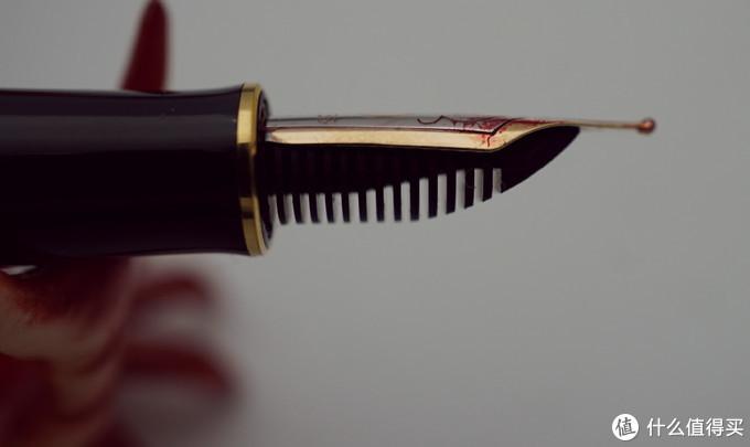 我是一只小小鸟——百利金M320红宝石钢笔分享