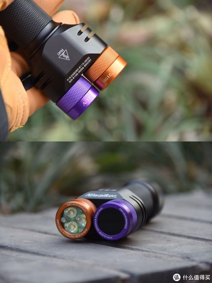 双头小钢炮,灯头随心配--耐沃克ES2测评