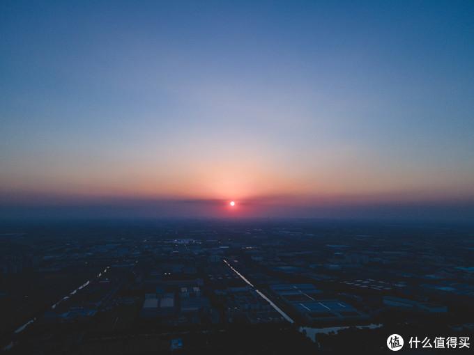 第一次拍夕阳延时