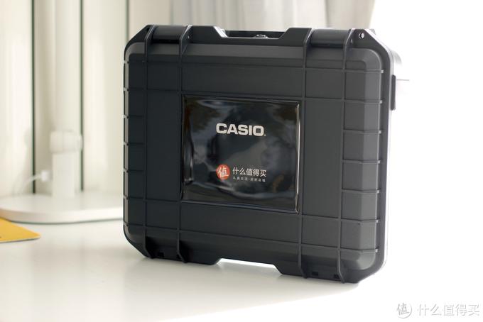 复古,经典,耐用:卡西欧 X 什么值得买限定礼盒G-SHOCK体验