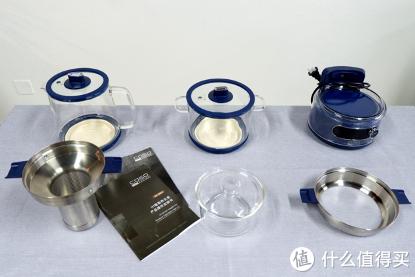 测评:泡茶、煮粥、煲汤一机多用,提升幸福感全靠卡梭CASO养生壶