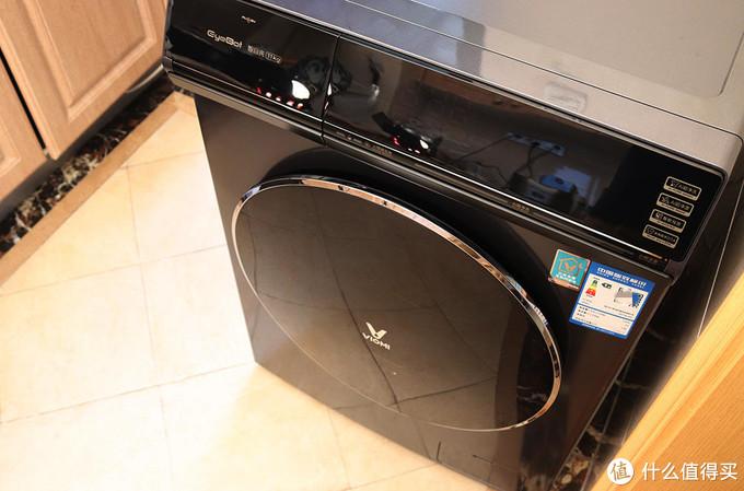 我家来了一款智能洗衣机:它能自主分辨衣物洁净状态自己调节洗涤时间?