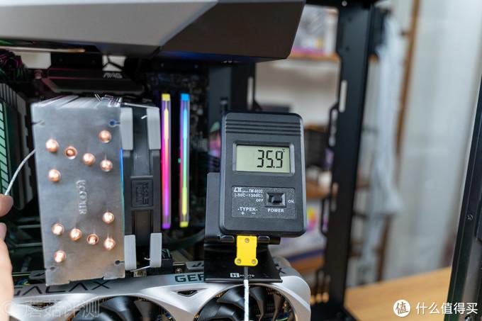 轻松压住5900X的高性价比散热、超频三(PCCOOLER)东海X7散热器 评测