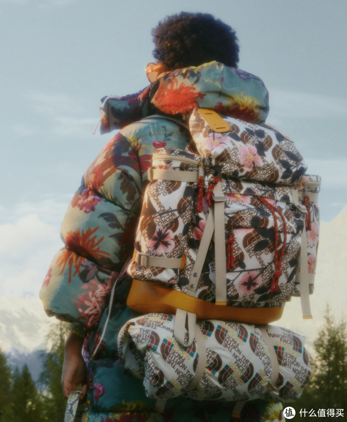 "The North Face x GUCCI 新联名正式发布,包袋如此""鲜艳"",会是钱包收割机吗?"