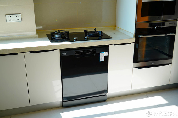 懊恼装不下13套洗碗机?教你如何改造橱柜替换8套洗碗机--另附海尔13套洗碗机国标性能测试结果