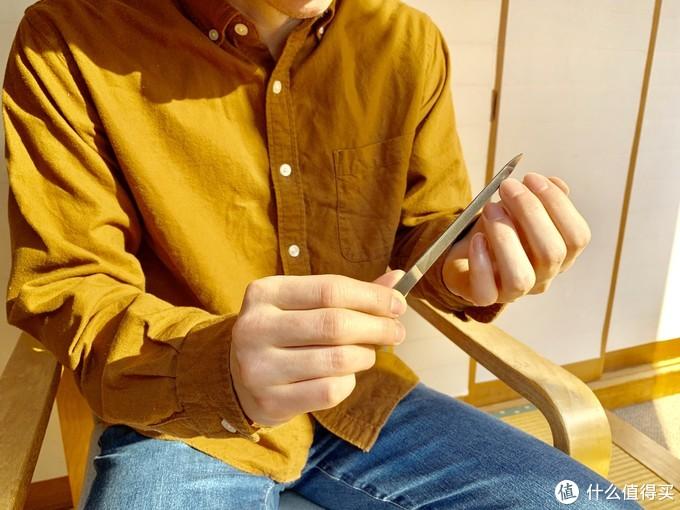 跨越百年却只做一把指甲锉_吉田锉刀
