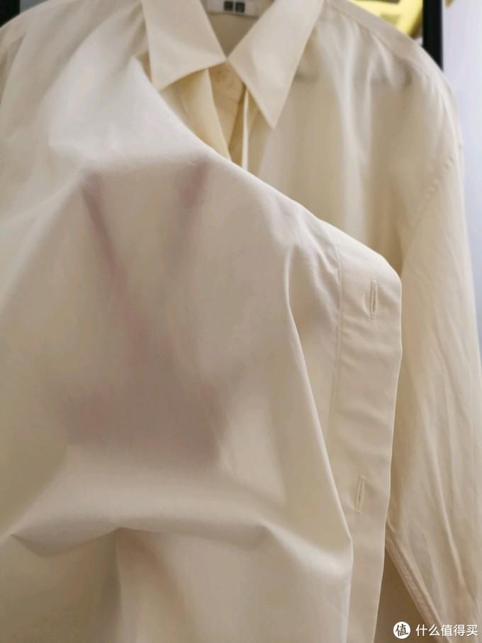 优衣库爆款衬衫试穿分享