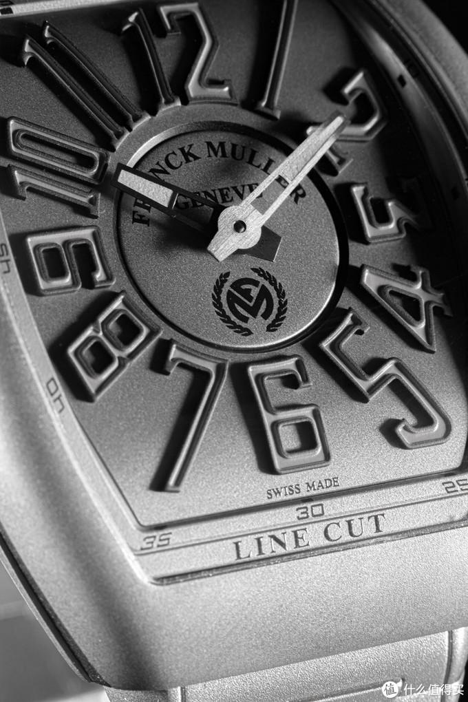 法穆兰推出Vanguard Line Cut腕表