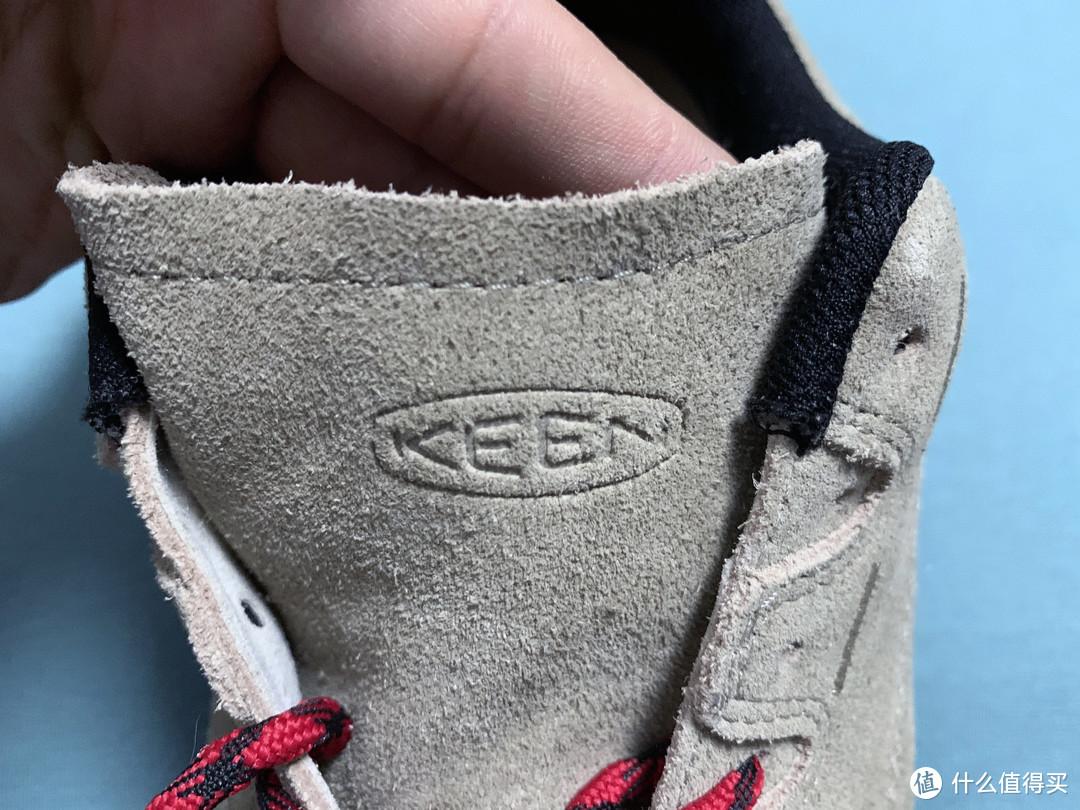 初次尝试山系户外鞋:Keen Jasper开箱