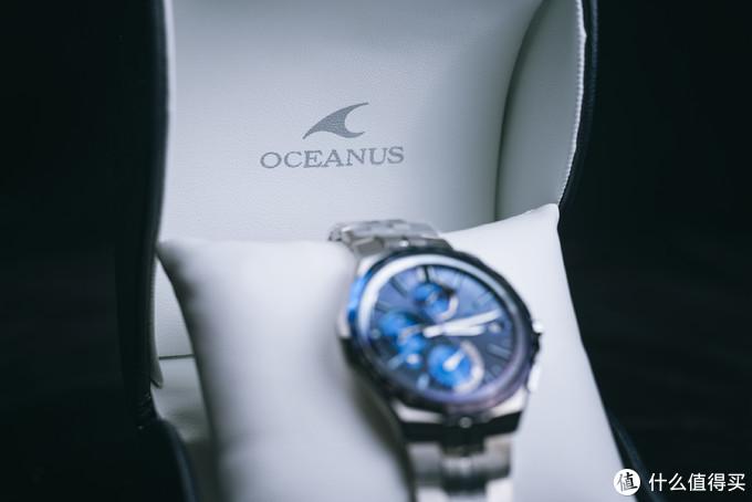 你蓝倒我了—Casio Oceanus S5000AP Japan Indigo海神阿波藍限定版