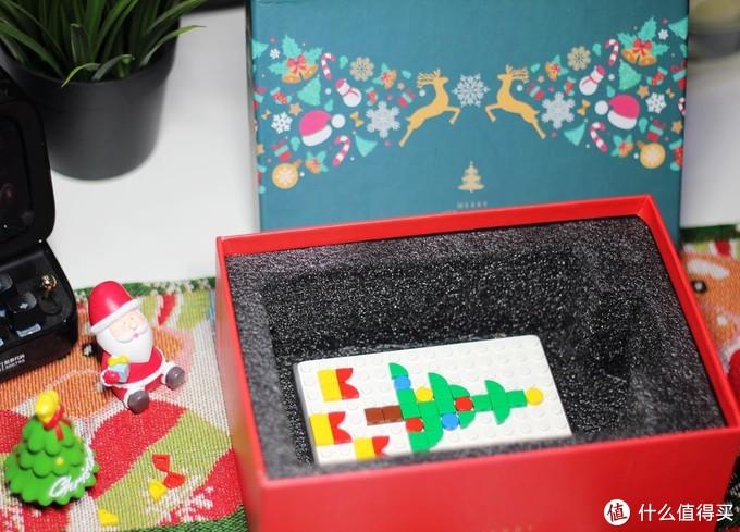 """告别""""老三样"""",礼物也可以有创意又很实用 - 希捷积木DIY系列移动硬盘【圣诞节限定版】"""