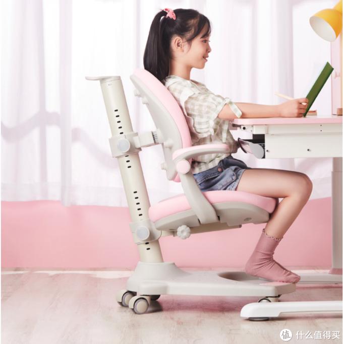 有品众筹Noc Loc智能儿童升降桌椅,电动升降/倾斜,语音/app智控,能从小用到大