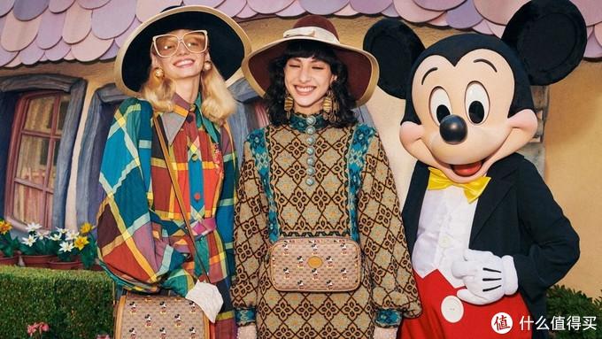 GUCCI & Disney 联名系列 唐老鸭的跨境之旅