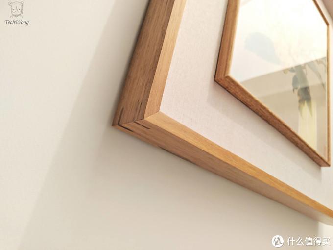 林椿名作复刻版画,实木双层框精裱,打造高级复古文艺范