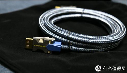剧院系统不可或缺的调味料:Monster Cable(美国魔声)M3000 HDMI线材