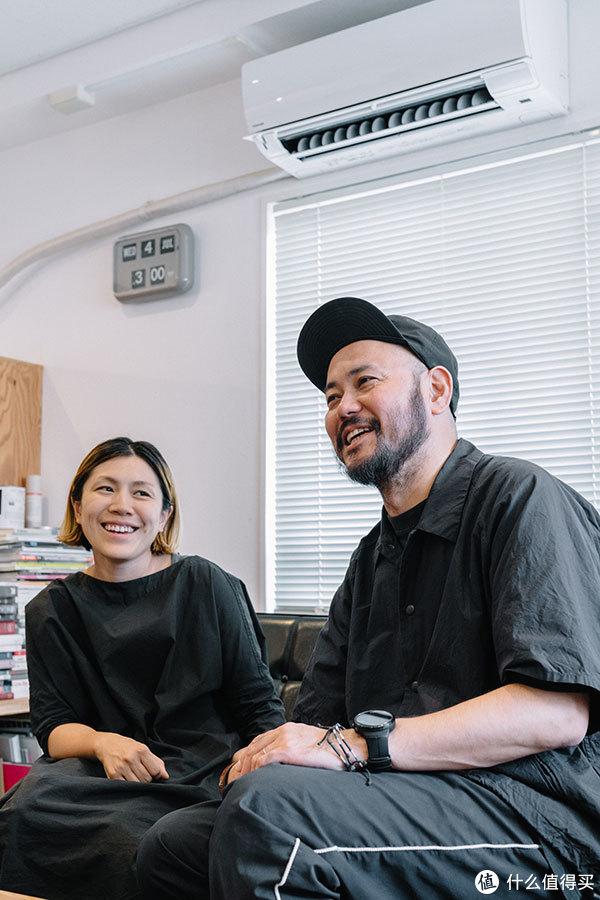 山根麻美 和 山根敏史,摘自Tokyo Fashion Award