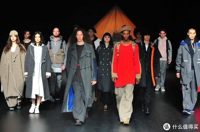 摘自Rakuten Fashion Week Tokyo