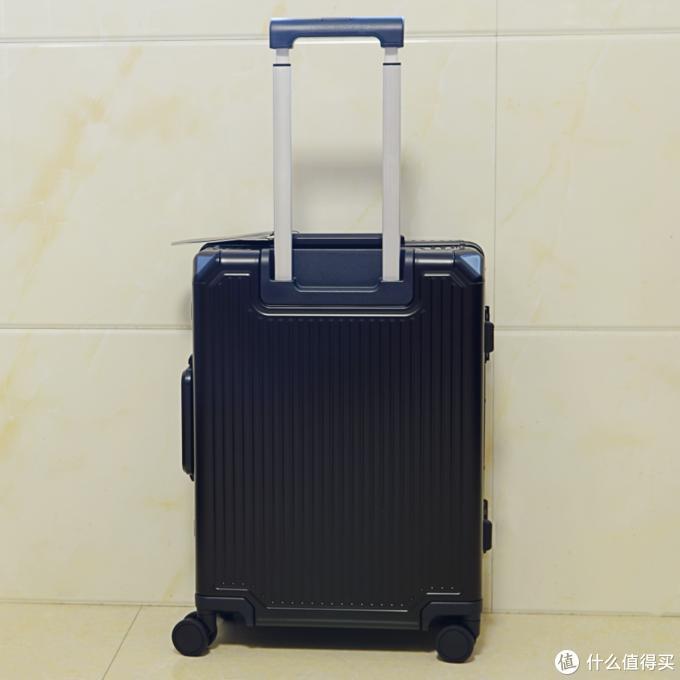 一切为了更好的旅行:爱可乐SHOGUN PLUS将军行李箱众测报告