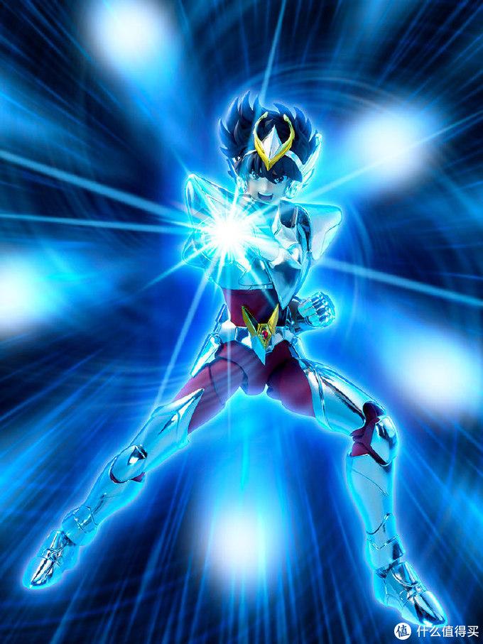 玩模总动员:万代公布全新圣衣神话EX 天马座星矢(最终青铜圣衣)