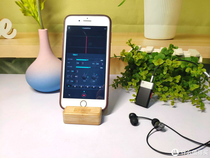 专业级塞宾AudioWow无线声卡麦克风,一机多用,效果惊艳