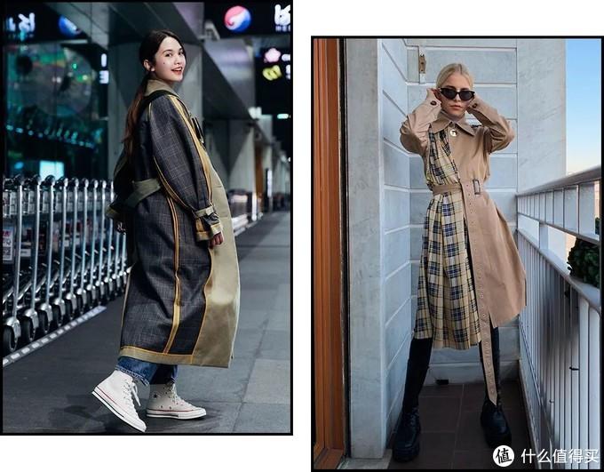 又美又飒的风衣,教你3种打开方式,轻松穿出慵懒和气质!