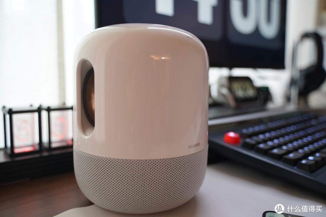 桌面客厅娱乐新组合,华为智能音箱Sound无线蓝牙音响体验