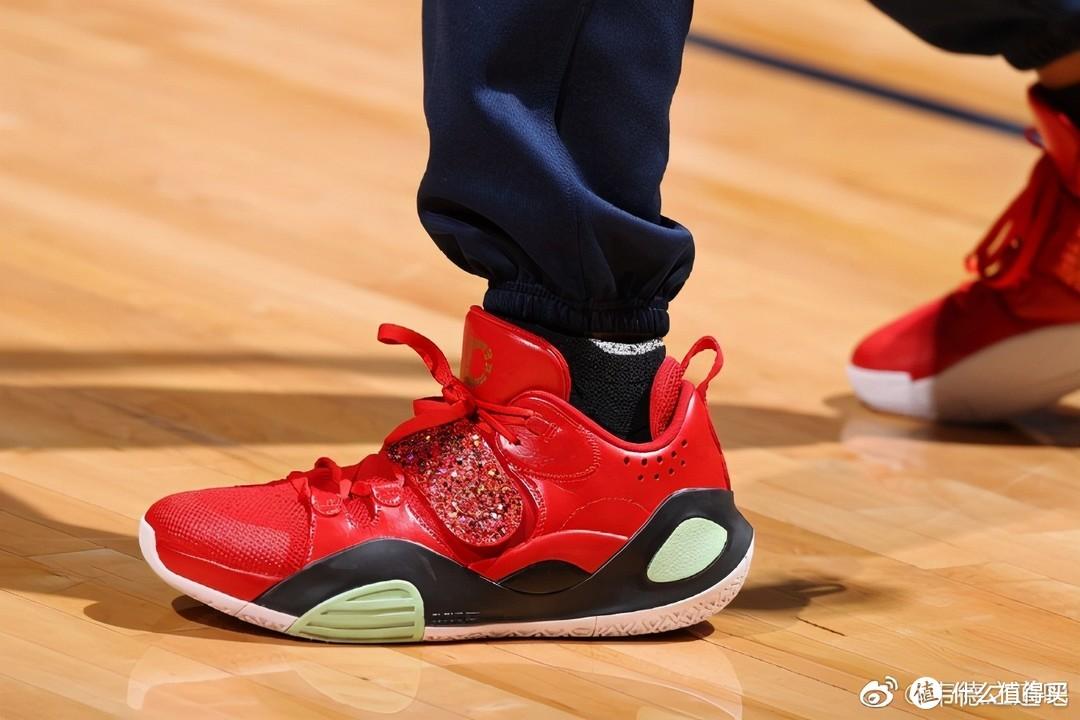 国产篮球鞋四大品牌  扬帆NBA