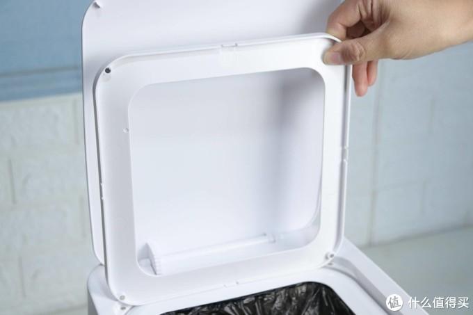 这才是真正的智能垃圾桶,可语音控制,拓牛T1X上手体验