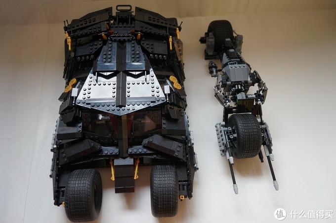 复刻的lego 5004590 DC Comics Super Heroes Batpod