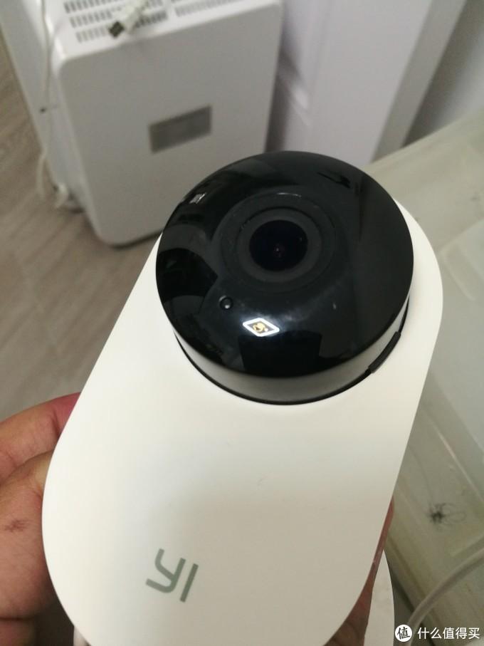 小蚁智能摄像机开箱测评