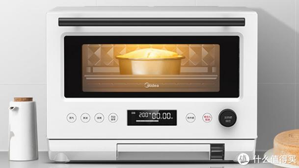 美的台式微蒸烤一体机PG2310