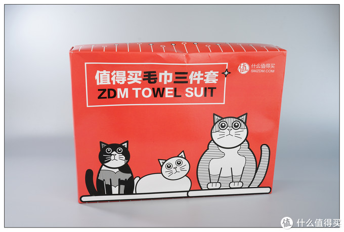 红色包装,和值得买的商标颜色相近