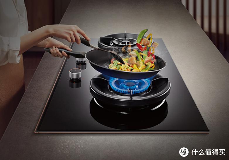 是时候展现真正的厨艺了——方太HECB.D嵌入式定时燃气灶